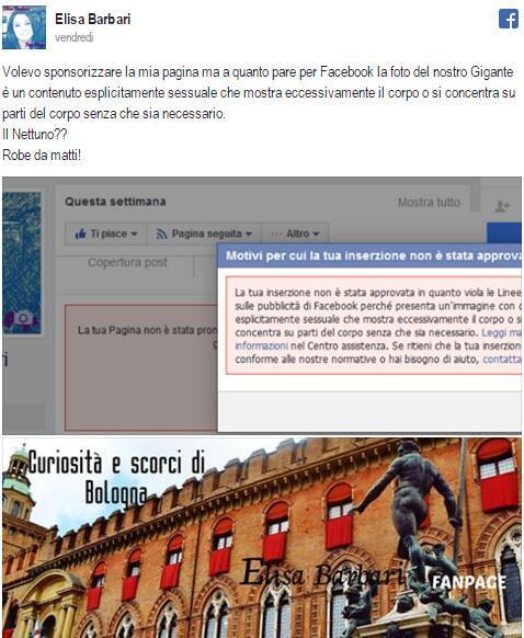 facebook又闯祸了!这次它得罪了艺术界人士。