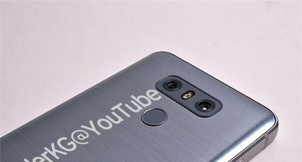 LG G6渲染图无死角曝光:背面金属拉丝工艺