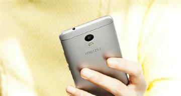 魅蓝5S外观渲染图曝光:新年第一机 全金属外框美哭了