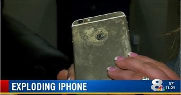 苹果手机再发起火事件 iPhone6 Plus静置状态下起火