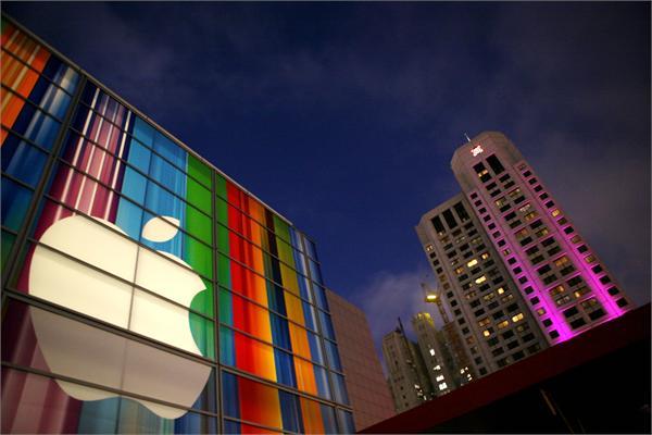 苹果股价创新高 特朗普当选以来大涨14%