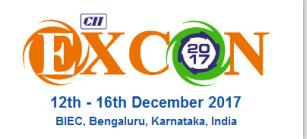 2017年印度国际工程机械展亚洲第二大工程机械展