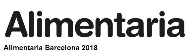 2018年西班牙国际食品展 ALIMENTARIA 2018