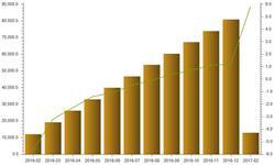 粗钢<em>消费量</em>强劲增长 1-2月产量增速提高15点
