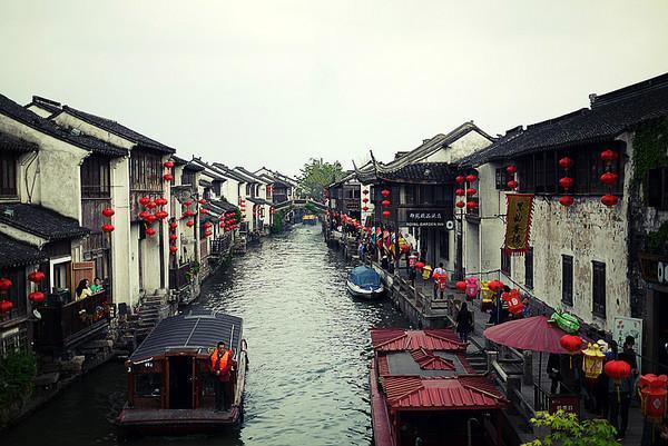 江苏特色小镇