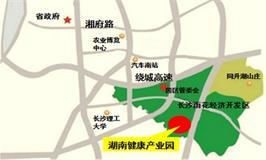 湖南省雨花经开区健康产业规划案例