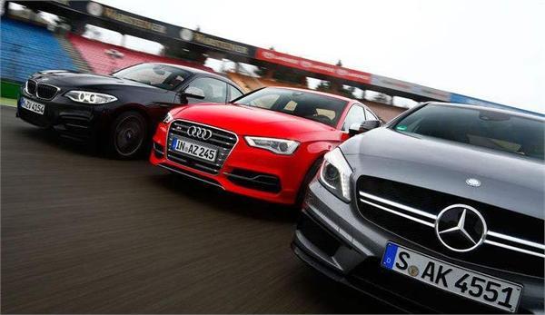 德国三大品牌去年在华售出158万量 德媒:中国决定汽车未来