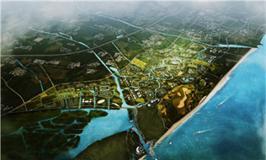 河北秦皇岛北戴河新区国际健康城规划案例