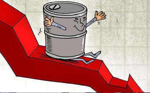 油价跌5%创五个月新低 外媒分析与美国库存数据有关