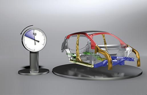 """轻量级金属""""称霸"""" 全球汽车轻质材料市场2021年达1104.2亿美元"""