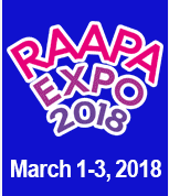 2018年俄罗斯游乐设备展RAAPA expo 2018