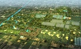 江苏徐州某农业休闲生态园规划案例