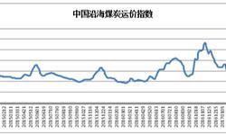 5月底沿海煤炭<em>运价</em><em>指数</em>小幅上升 26日报收于665.97点