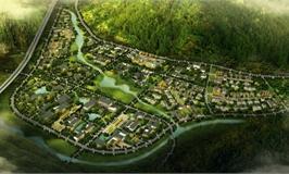 贵州遵义娄山关红色旅游景区项目规划案例
