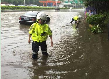 """图表2:""""洪流释虐""""的道路"""