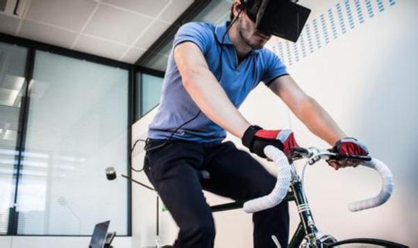 我国健身行业仍有发展潜力 健身器材朝智能化发展