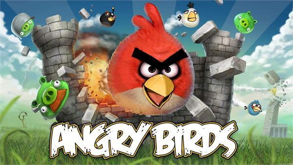 愤怒的小鸟