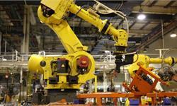 <em>工业</em><em>机器人</em>产量高速增长 <em>行业</em>同质化现象严重