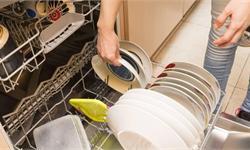 国内<em>洗碗机</em>渗透率仅1% 未来市场蕴含无限潜力