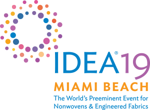 2019年美国国际工业织物、无纺布及设备展|IDEA 2019