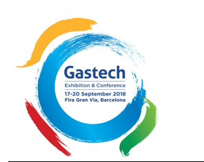 2018年第30届巴塞罗那天然气展GASTECH