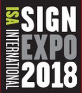 2018美国ISA广告标识展览会