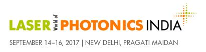 2017印度慕尼黑激光、光电技术博览会