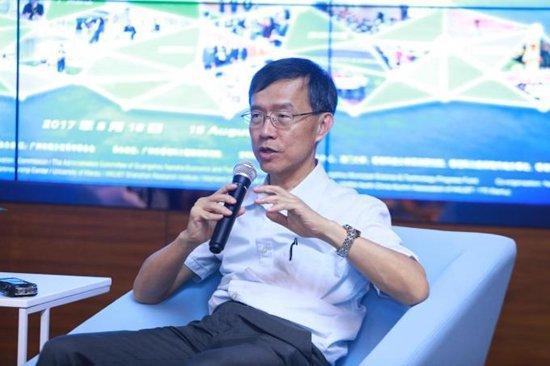 香港科技大学协理副校长吴恩柏