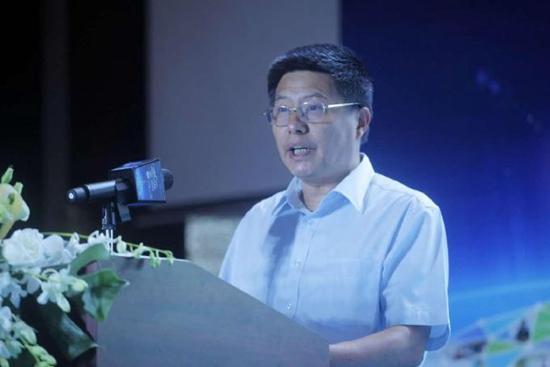 广州市科技创新委员会副巡视员石鹏飞