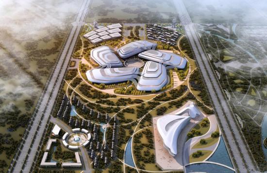 东部云谷智能制造产业园