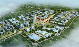云南曲靖高铁智慧物流园区规划案例