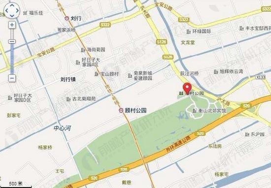 宝山工业机器人产业园规划