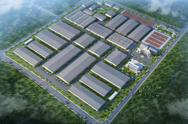 安德森智能家居产业园规划案例