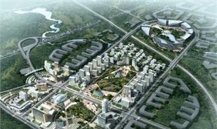 蒲河智慧健康产业园区规划案例