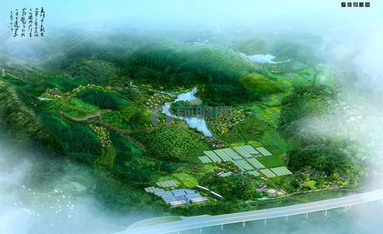 大田闽农农业休闲产业园规划案例