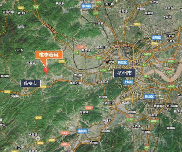 杭州桃李春风全龄颐乐生活小镇案例