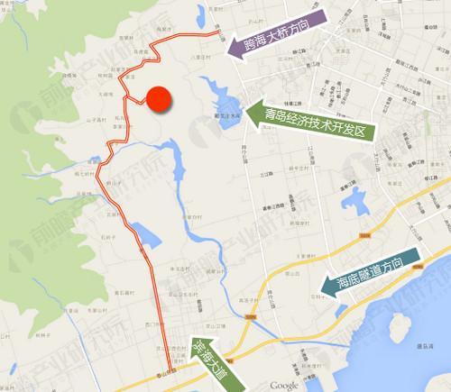 青岛西海岸山地运动休闲特色小镇