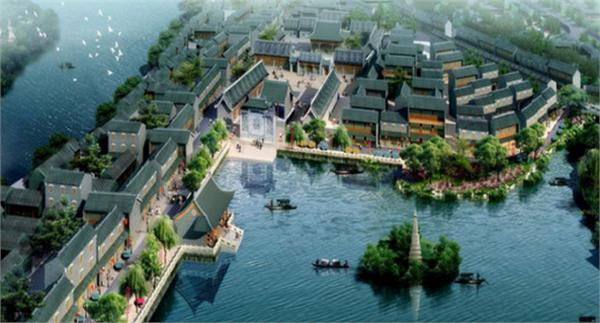 信阳灵山禅养文化特色小镇案例