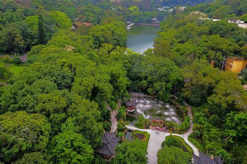 罗浮山旅游攻略惠州打造大健康产业特色小镇