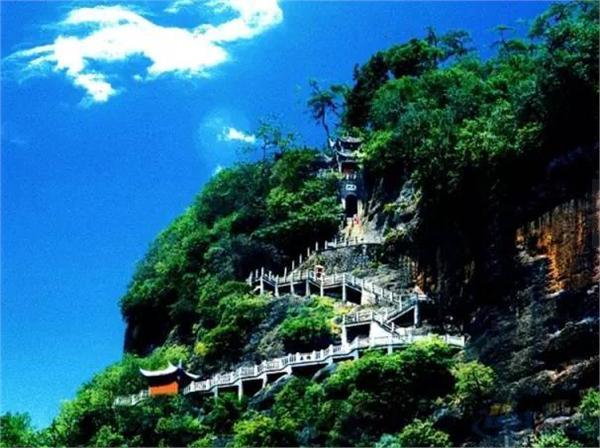 仙侠小镇赫灵方岩入围浙江特色小镇 打造现代人居一体旅游胜地