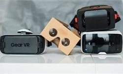 <em>VR</em>设备需求前景分析 B端市场潜力巨大