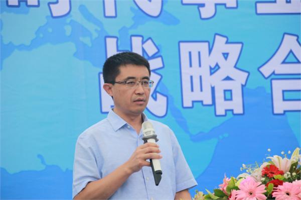 福田汽车集团总经理助理、时代事业部副总经理、营销公司总经理郑夕亮