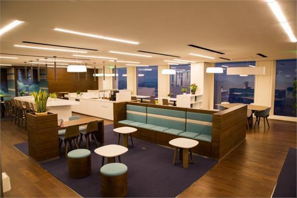 雷格斯服务式办公室共享办公空间
