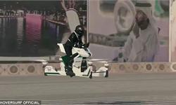 颤抖吧<em>犯罪</em>分子!迪拜警察新座驾可悬空5米飞行 网友:不担心堵车了
