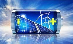 能源替代趋势明确 储能装机规模迅速增长