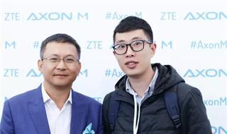 专访中兴终端CEO程立新:希望Axon M激发手机行业下一轮创新