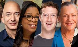 2017福布斯富豪榜出炉:金融投资领域巴菲特居首 超级富翁都怎么玩投资?