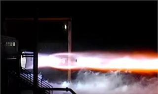 蓝色起源成功助燃BE-4引擎 可回收火箭有望2020年发射升空