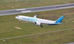 对抗波音787!空客A330neo完成首飞 瑞达7000发动机成最大亮点