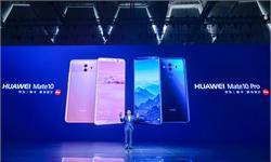 华为Mate10系列手机正式开售 3899元起引领智能手机AI未来